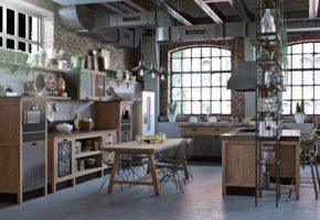 Кухня современный стиль Коллекция «ЛОФТ» — 29 600 руб.