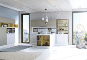 Кухня современный стиль Коллекция «ХАГЕН» — 17 600 руб.