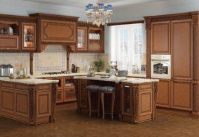 Кухни классический стиль