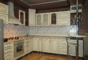 Кухня классика Коллекция «РЕТРО» — 17600 руб/м.п.
