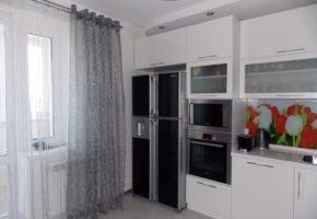 Кухня светлая Коллекция «АРТ» — 25600 руб/м.п.