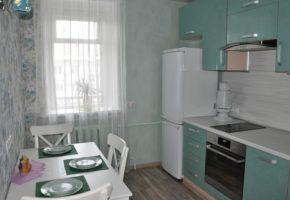 Кухня светлая Коллекция «БЕРГЕН» — 22400 руб/м.п.