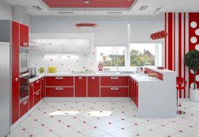 Белая кухня Коллекция «ПОСТ» — 19700 руб/м.п.