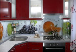 Кухня эконом 20