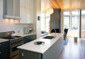 Кухня с островом 5