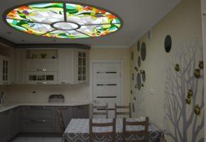 Кухня светлая Коллекция «ЛУГАНО» — 28300 руб/м.п.