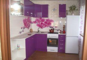Угловая кухня Коллекция «ПОСТ» — 19700 руб/м.п.