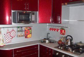 Маленькая кухня Коллекция «АРТ» — 25600 руб/м.п.