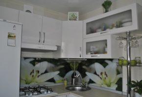 Маленькая кухня Коллекция «СИСТЕМА» — 17600 руб/м.п.